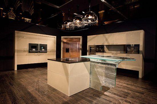 Fiore di Cristallo is the world's most expensive kitchen at £1,000,000
