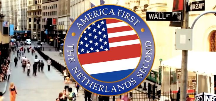 """Satire In his inauguration speech, Donald Trump used the motto """"America first,"""" but might he consider putting the Netherlands second? Dutch comedy show Zondag ..."""