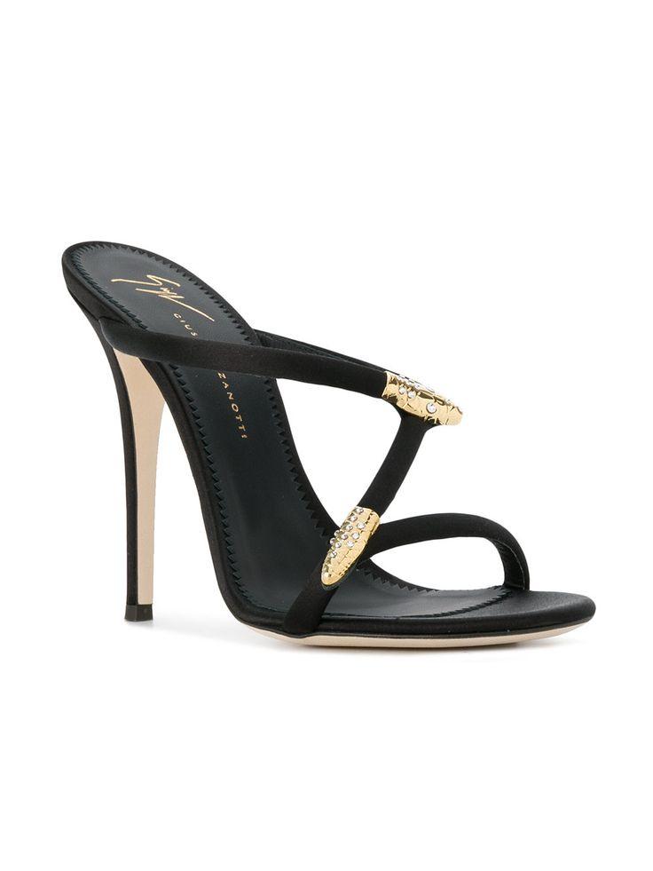 Giuseppe Zanotti Design Alien Sandals - Farfetch