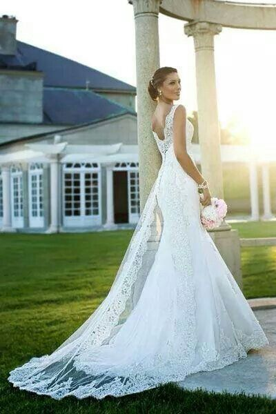 50 best Wedding Gowns images on Pinterest | Bridal gowns, Groom ...