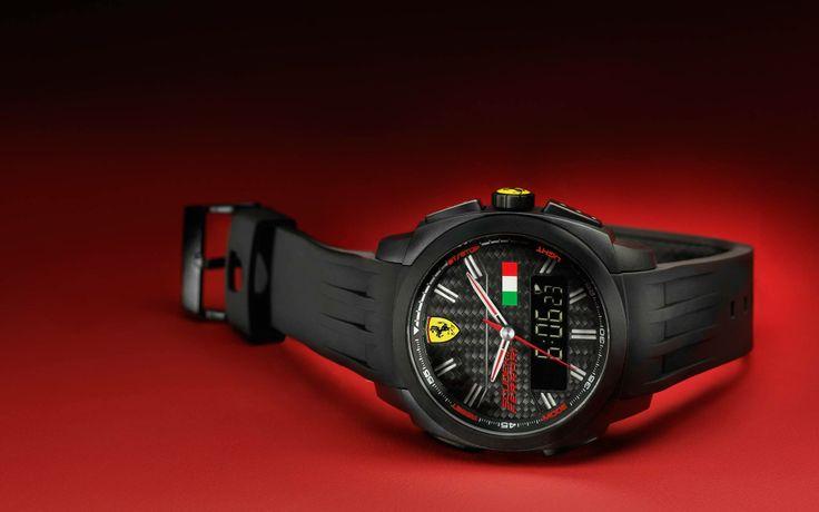 Scuderia Ferrari Aerodinamico Watch Collection #ferrari #ferraristore  #scuderia ferrari #watch #aerodinamico #new #brandnew #prancinghorse #cavallinorampante #exclusive #fan #enthusiast #passion