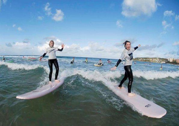 Five of the Best Australian breaks for beginner to intermediate surfers  http://blog.australianexplorer.com/destinations/five-of-the-best-australian-breaks-for-beginner-to-intermediate-surfers.htm