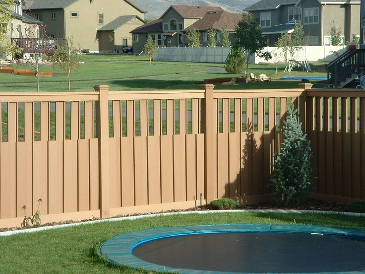 Fence Design Idea   Superior Fence 503 760 7725