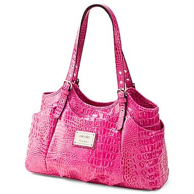 nicole by Nicole Miller® Bella Shopper Handbag I own a lot of her purses in various colors and styles