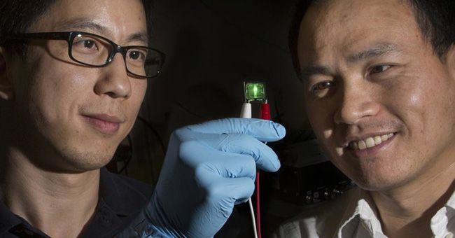LED più efficienti ed economici grazie a nuovo materiale ibrido - Consumi - GreenStyle