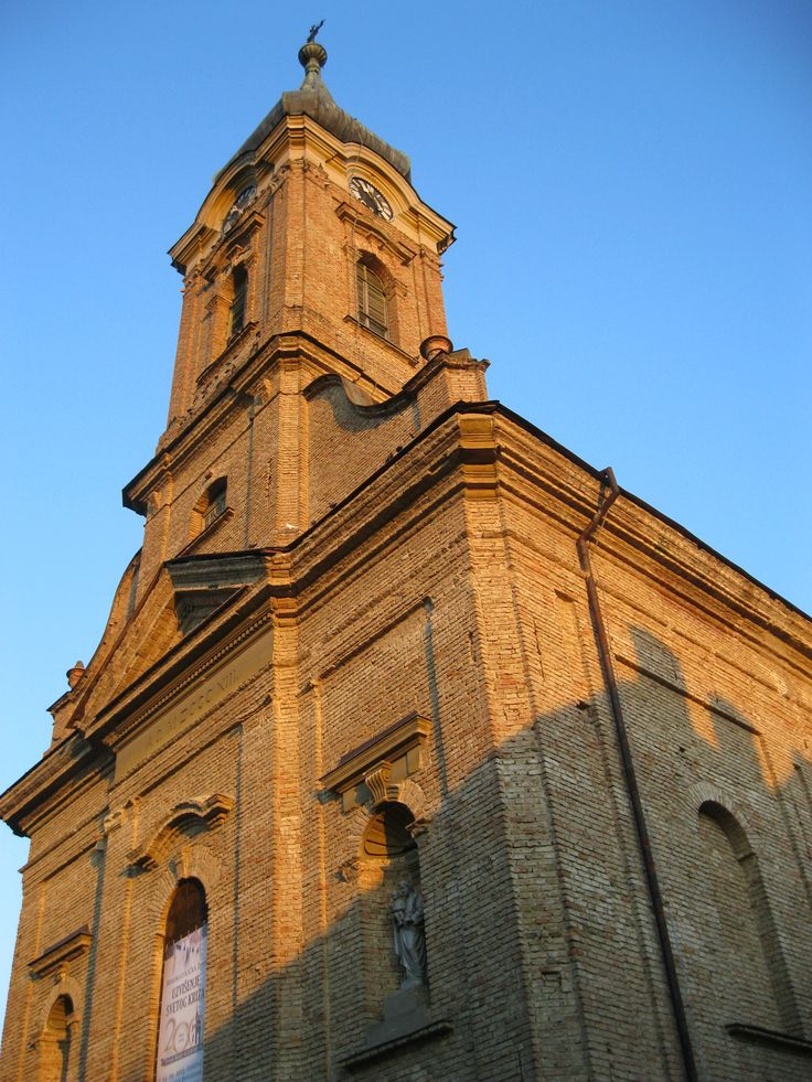 Catholic Church in Ruma, Serbia.