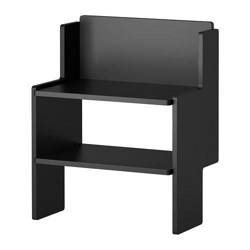 IKEA PS 2012 Entrébenk med skoplass IKEA Du kan montere flere benker oppå hverandre eller ved siden av hverandre for å passe til plass og be...