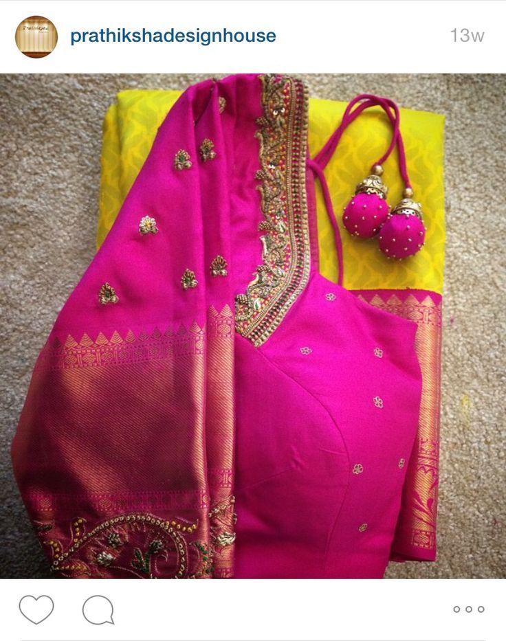 Best for Pelli kuturu yellow saree