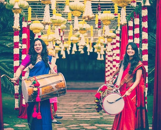 Wedding fun with 3Production Wedding Planners Bangalore