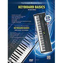 Ultimate Beginner Keyboard Basics Mega Pak (Book, CD & DVD) (The Ultimate Beginner Series) by Cavalier, Debbie, Steelman, Larry (2011)