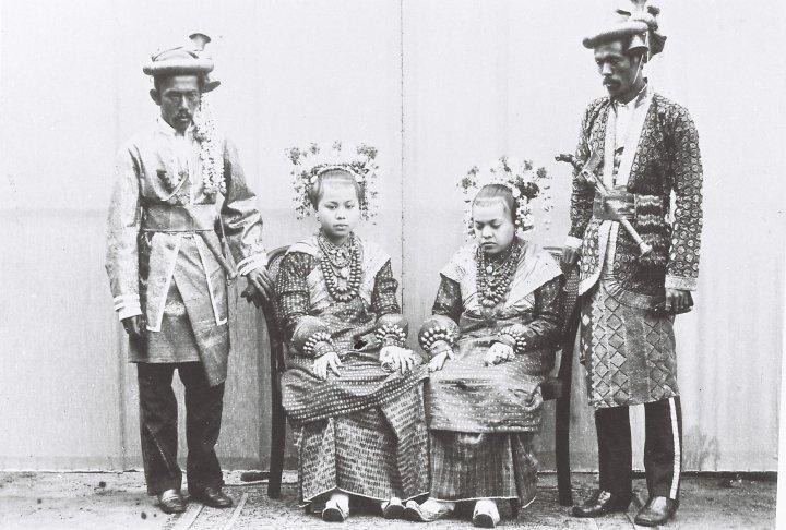 Solok Selatan - Minangkabau brides & grooms