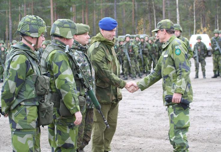 There are 3 different kinds of Finnish defense forces(FDF), Army, Navy, and Air force.