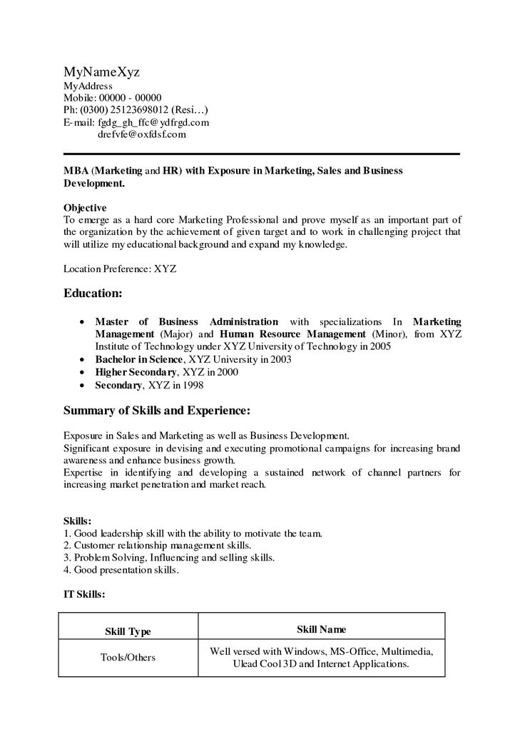 simple resume samples for freshers sample malaysia waiter job interview career guide application with