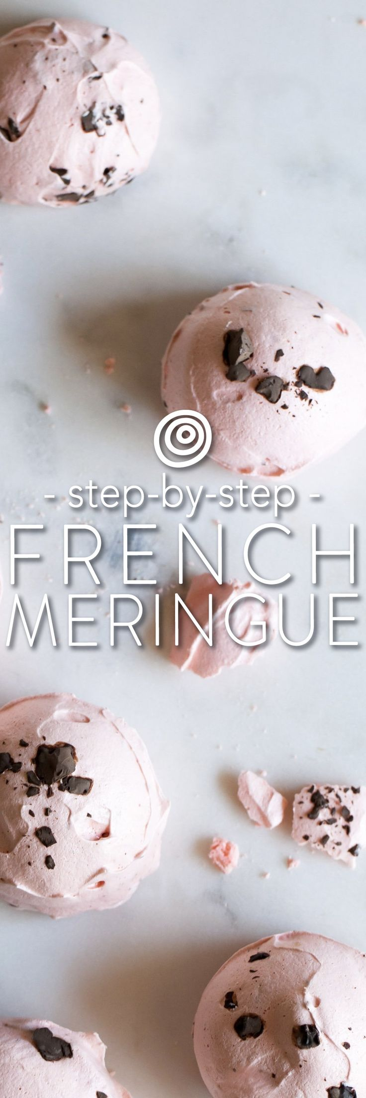 How to Make a French Meringue Cookies Recipe. So simple, easy, and pure, meringues are the lightest, almost cloud-like cookies and pastries with a crisp outer shell, and slightly chewy interior. This is one of those classic must know recipes.