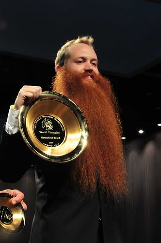 Here's some of the best photos from flickr of the 2009 World Beard & Moustache Championships that took place in Anchorage, Alaska last weekend. One of the best things about the internet and flickr is you can now experience events like these vicariously -- or at least view a huge photo album…