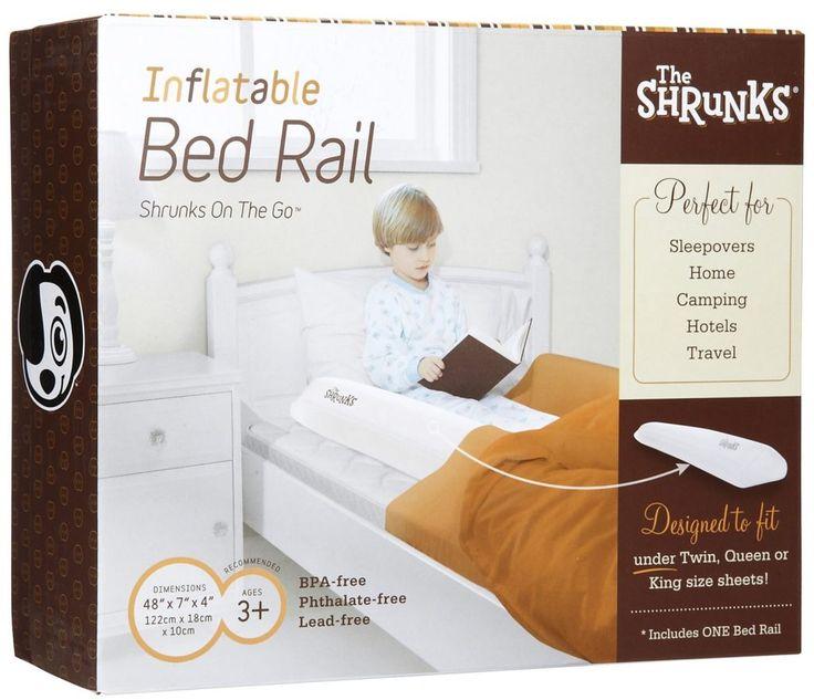 Toddler Travel Bed Rails