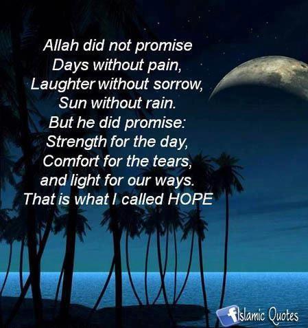 Islam, ALLAH