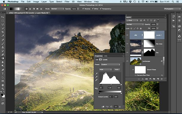 Best photo editing software? Photoshop CC and 7 Photoshop alternatives tested | Digital Camera World