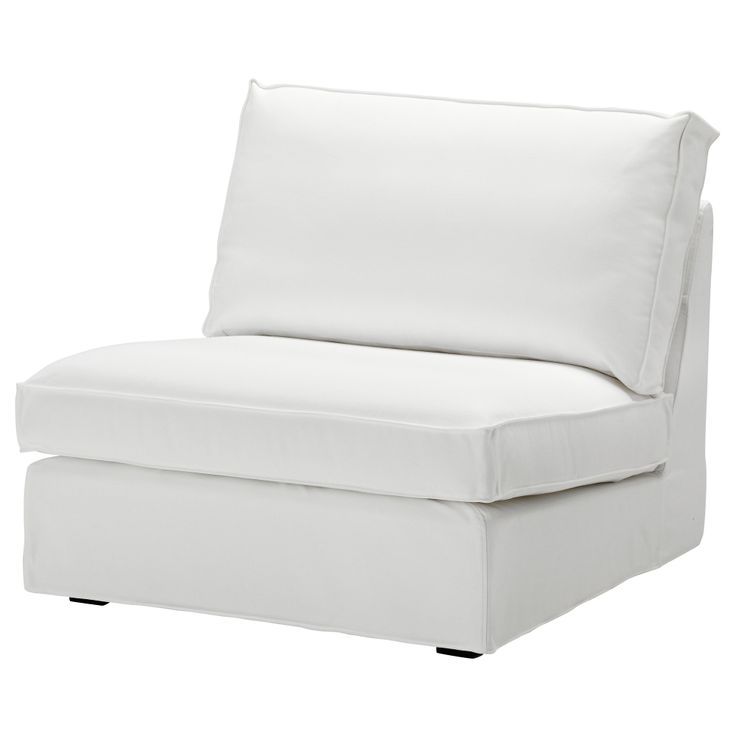 Maybe two at the foot of the bed kivik one seat section blekinge white ikea master - Seat at foot of bed ...