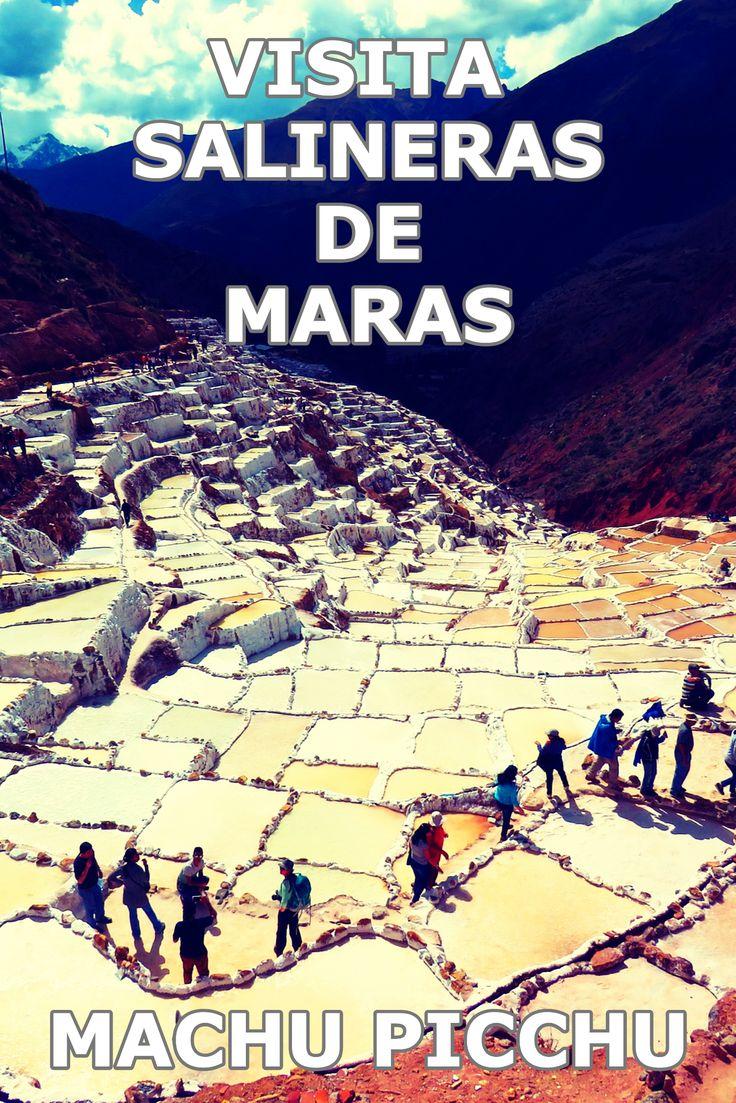 Las #salinas funcionan desde la época del Inca. Fue ocupado por caciques y nobles desposeídos de los palacios incas de #Cusco.  Desde entonces las #salineras de #maras no dejan de producir  la #salrosa. Descubre más dando clic en el enlace.