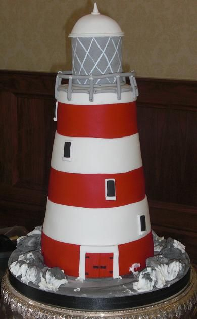 wedding cake icing best 25 lighthouse cake ideas on nautical 8660