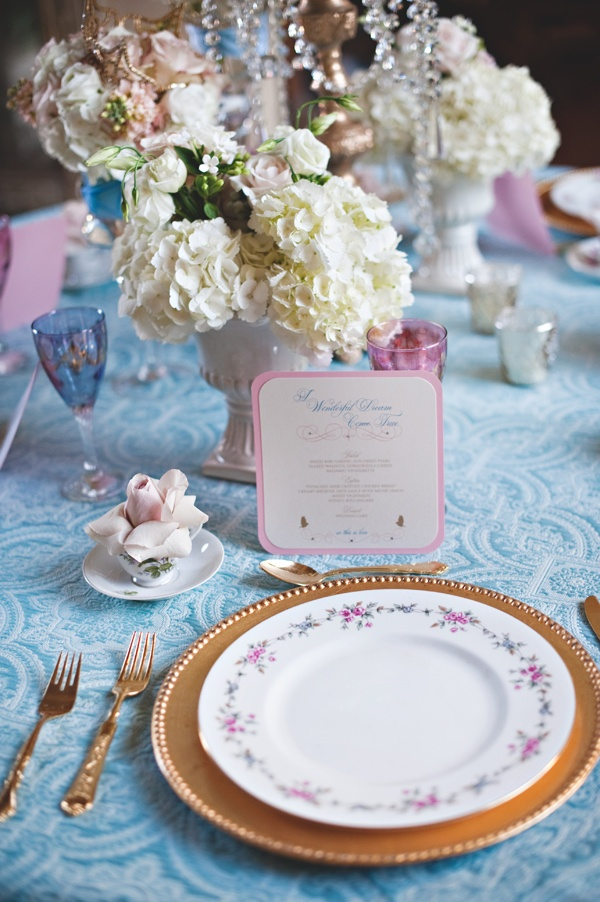 Ideas For a Cinderella Themed Wedding 45