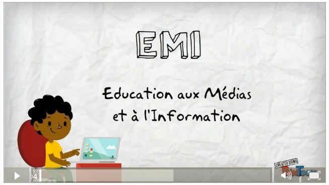 Le site qui fourmille d'idées pour des travaux de publication en EMI avec vos élèves !