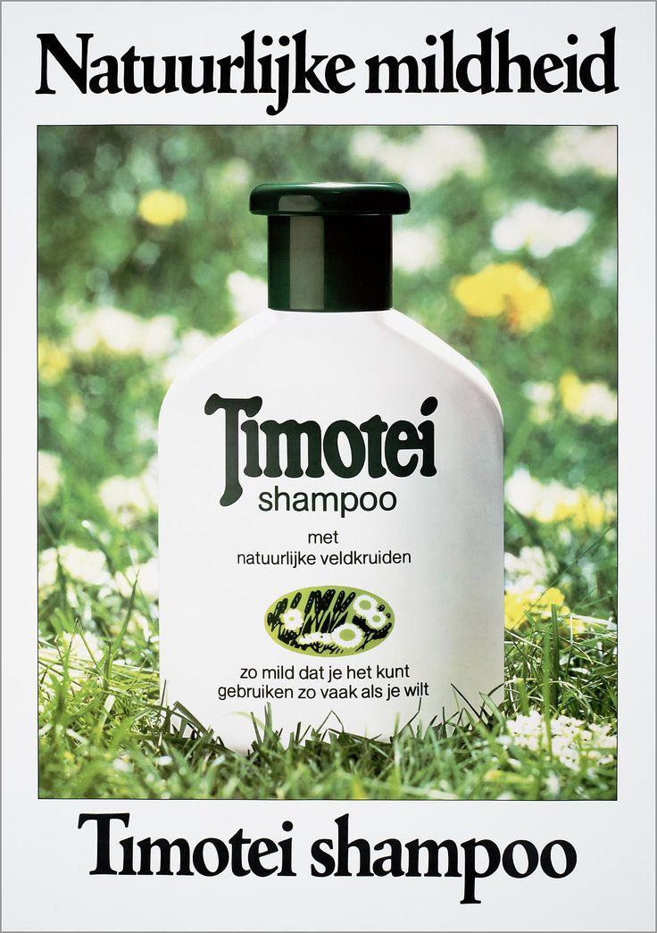 Je me souviens quand ce shampoing est sorti! C'était la grosse affaire!