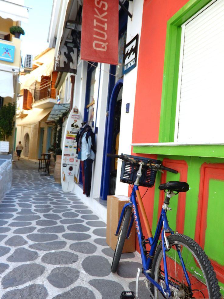 Parga town  #Greece #Greek #Epirus #Perveza #vacation #travel #Mediterranean