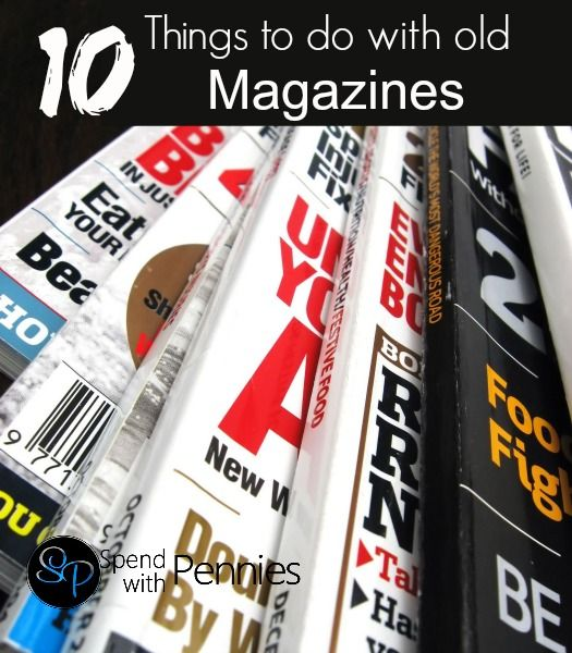 17 best images about magazine crafts on pinterest two
