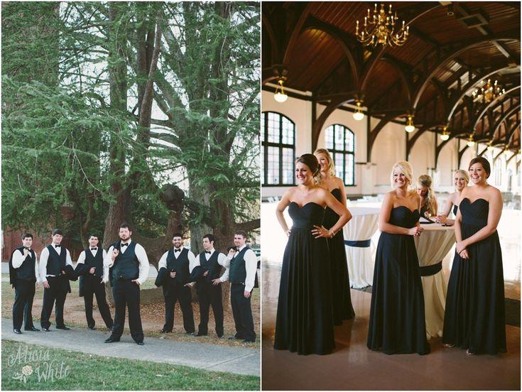 Boys Versus Girls Wedding Venue Anna Katherine Denny Winthrop University