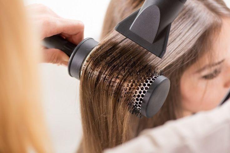 Aprende cómo utilizar un protector térmico y usar correctamente el secador de pelo y la planchita para evitar dañar lo menos posible el cabello.