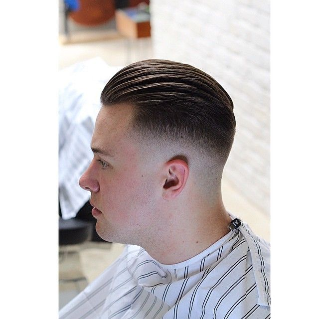 Old School Fade Haircut Choice Image Haircuts For Men And Women