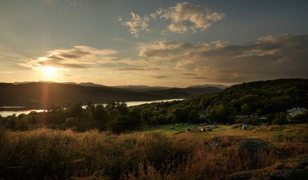 Camping | Park Cliffe Lake district