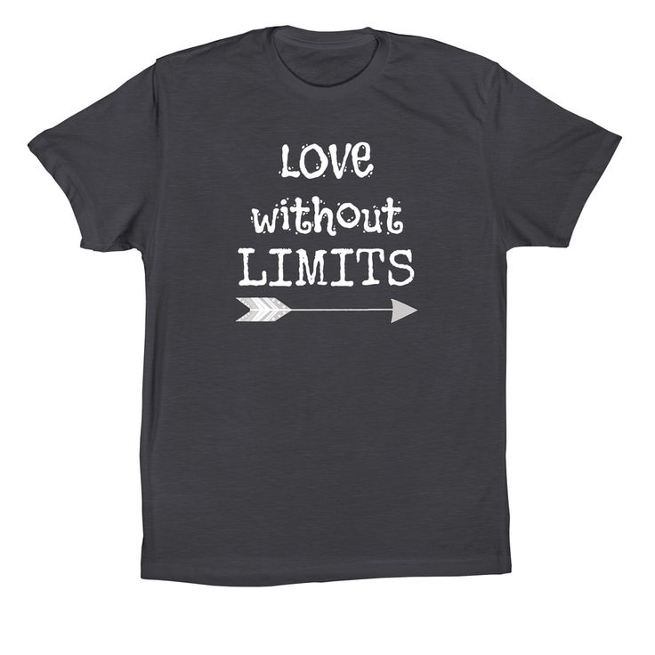 Adoption tshirt shirt fundraiser bonfire funds love without limits Meiklejohn Adoption