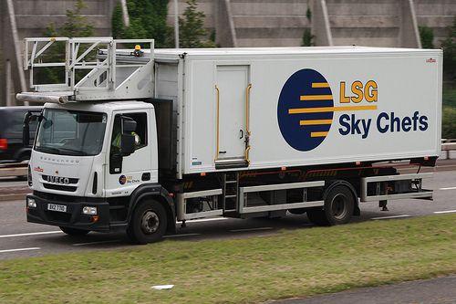 LSG Sky Chefs 2 Vehicle - lsg sky chef sample resume