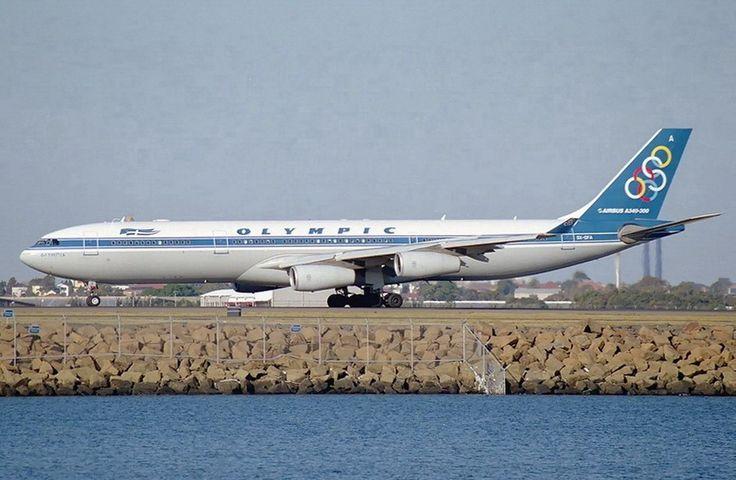Olympic Airways A 340-313 (Olympia) [SX-DFA]