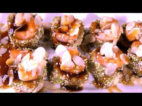 SUSHI Fatto in Casa | Sushi at Home #4 - CARLIMAKI Special Roll by CARLI...