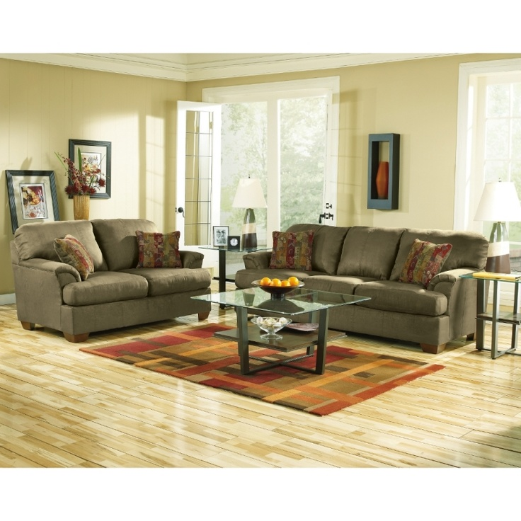 Home Decor Sofa: Paint Color For Green Couch