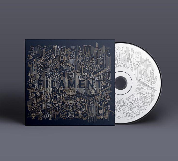 Filament - Album Art For Shankar Tucker