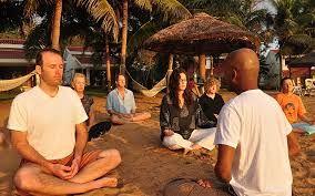Image result for meditation class image