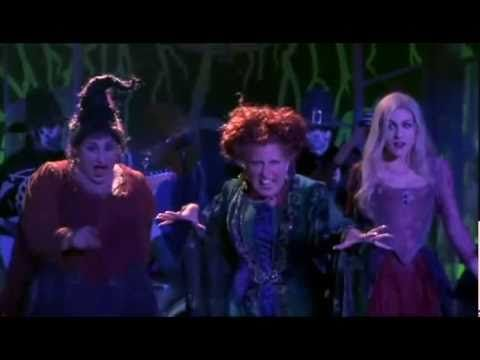 "Bust you your best singing voice: | 21 Reasons Why ""Hocus Pocus"" Is The Best And Most Important Part Of Halloween"