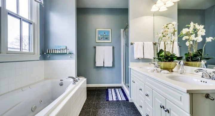 6 warm paint bathroom color ideas for dream space in 2020