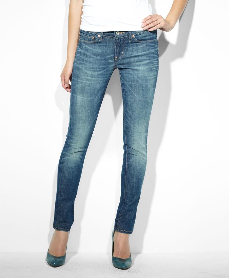 levi 39 s modern rise slight curve skinny jeans beautiful. Black Bedroom Furniture Sets. Home Design Ideas
