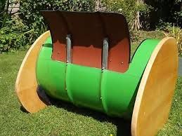 Image result for oil drum seat