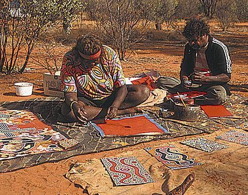 aborigène australie carte - Recherche Google