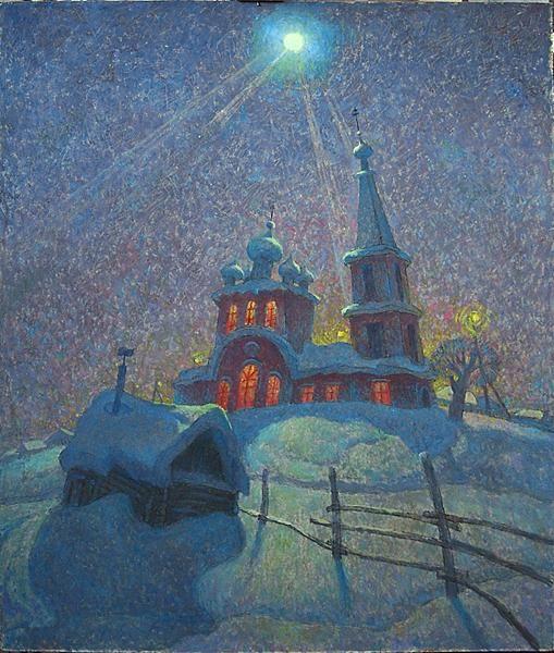 """Artist:Evgeniy Shibanov """"Vsenoshnaya"""""""