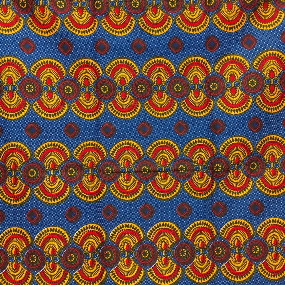 tessuto africano stampa africana stampa di cera tessuto di YAFRICA