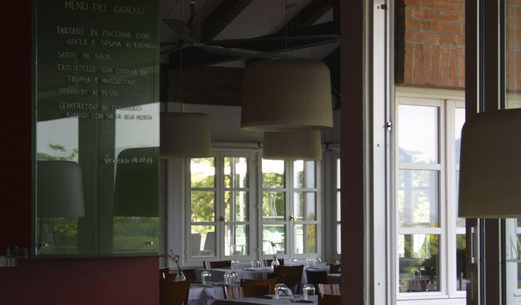 Villaverde Bar&Restaurant inside the Club House in Golf Club Udine, Fagagna - Italy.