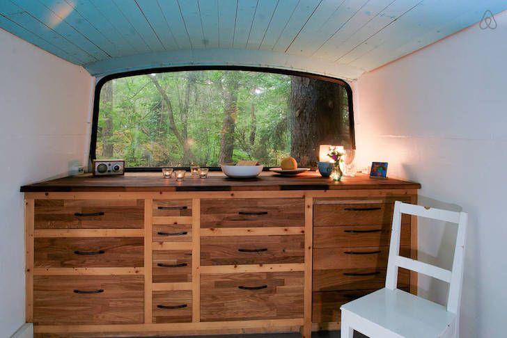 Enjoy the deep, rich finish on this handmade dresser